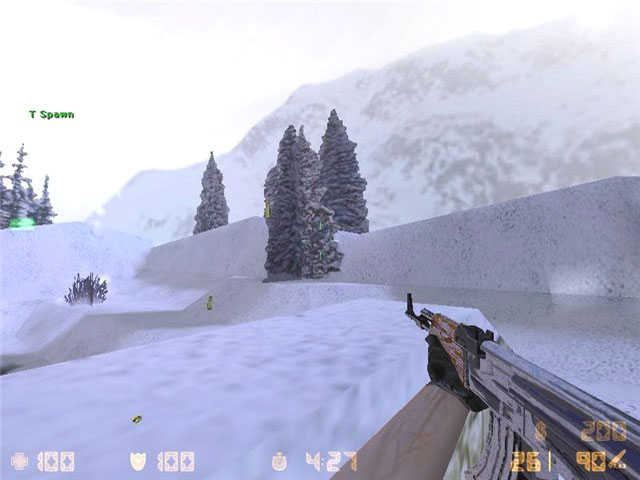 Winter Ak47