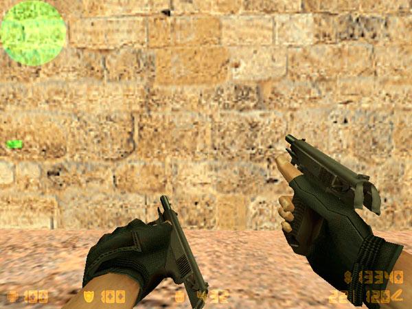 Два Макарова модель Dual Elites